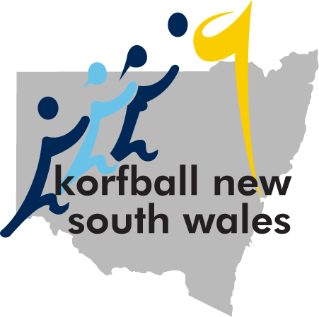 Korfball New South Wales Logo